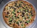 Greek Veggie Pizza (small)